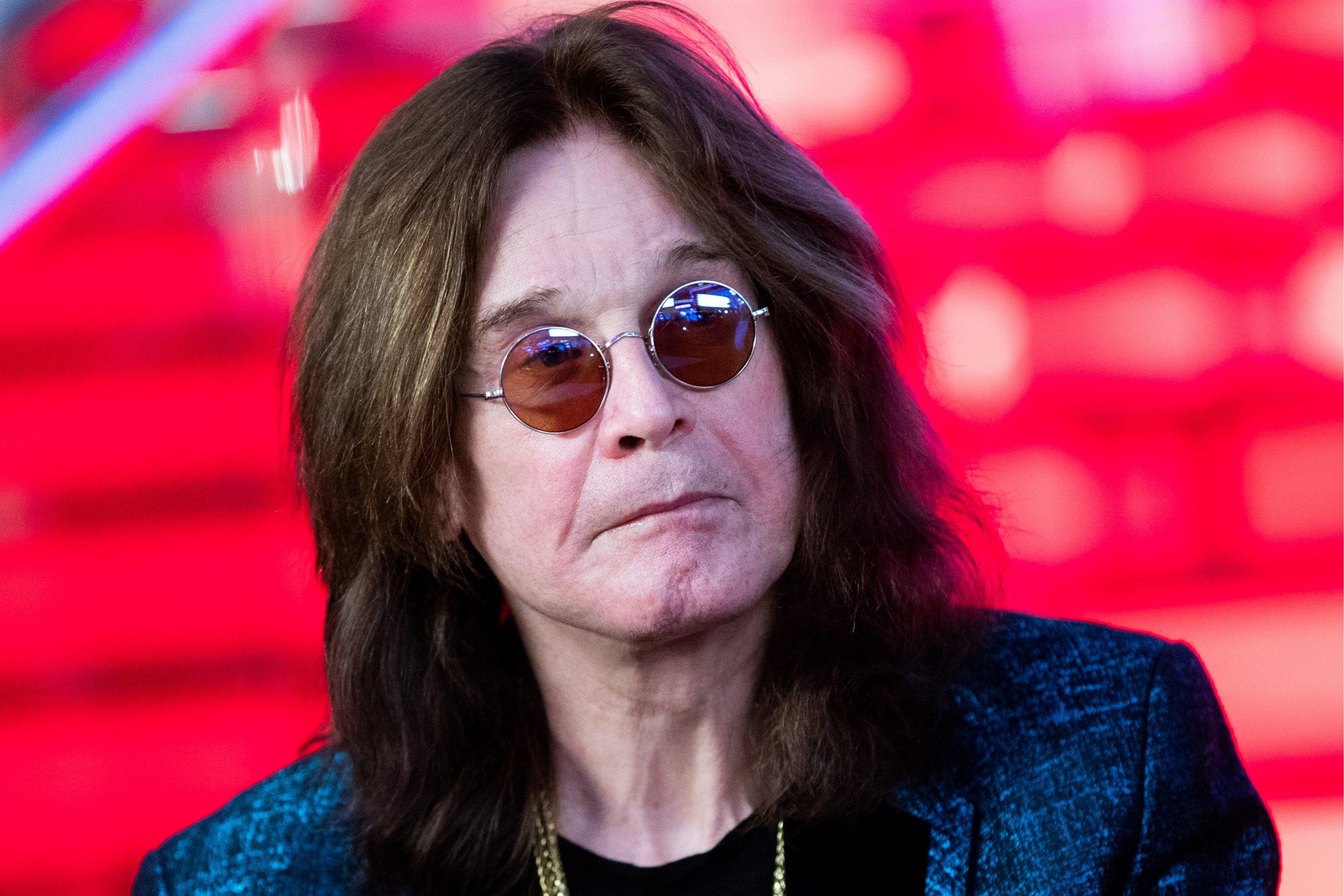 'Devastated' Ozzy Osbourne postpones UK tour on doctor's orders after illness