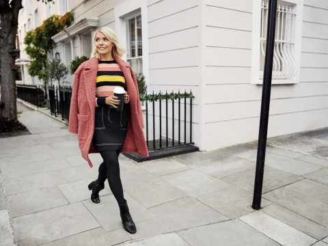 These are all the pieces in the new December Holly Willoughby M&S edit