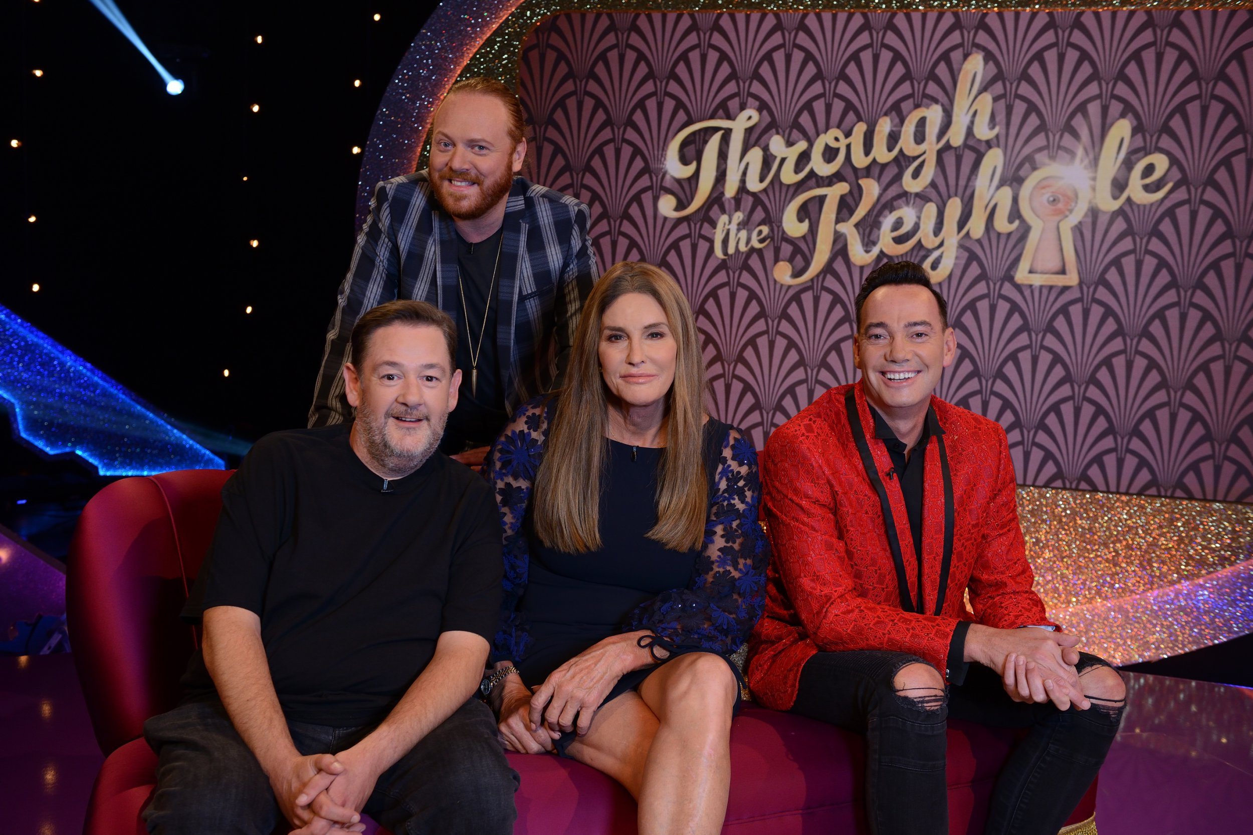 CAITLYN JENNER, DANNY DYER AND DANI DYER AMONGST CELEBRITY GUEST PANELLISTS ON NEW SERIES OF THROUGH THE KEYHOLE KEITH LEMON RETURNS AS HOST London, Monday 26th November 2018: Through the Keyhole (produced by Talkback, part of Fremantle) returns to ITV with an all-star line up of celebrity panellists joining host Keith Lemon, launching with a Christmas special on Friday 14th December at 9pm. Continuing into 2019 from January, this 8x60 series will see Keith let loose in the homes of mystery celebrities, unearthing clues to help the studio panel to guess ?who habitates in a house like this.? Star-studded panellists across the series include Caitlyn Jenner, Danny Dyer, Dani Dyer, Carol Vorderman, Paddy McGuinness, Martin Kemp, Craig Revel Horwood and Stacey Solomon. Jimmy Carr, Lorraine Kelly and Jonathan Ross make up a stellar line-up on the Christmas special. Keith Lemon commented: ?Nowt better than kicking off with a Christmas special of a show ya love doing. Can't believe the next series is the 6th! We've changed fings a little bit this series. We won?t be showing the audience at home whose house it is beforehand so they can now play along with our celebrity panel. We have got a great panel this series as well as some ace houses!? Through the Keyhole is a Talkback production for ITV, Comedy Controller Saskia Schuster. The Executive Producers are Leon Wilson and Ed Sleeman. The Series Producer is Isabel Forte. -ENDS-