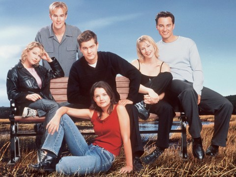 Dawson's Creek star Busy Phillips reveals the theme song is far more poignant than you realised