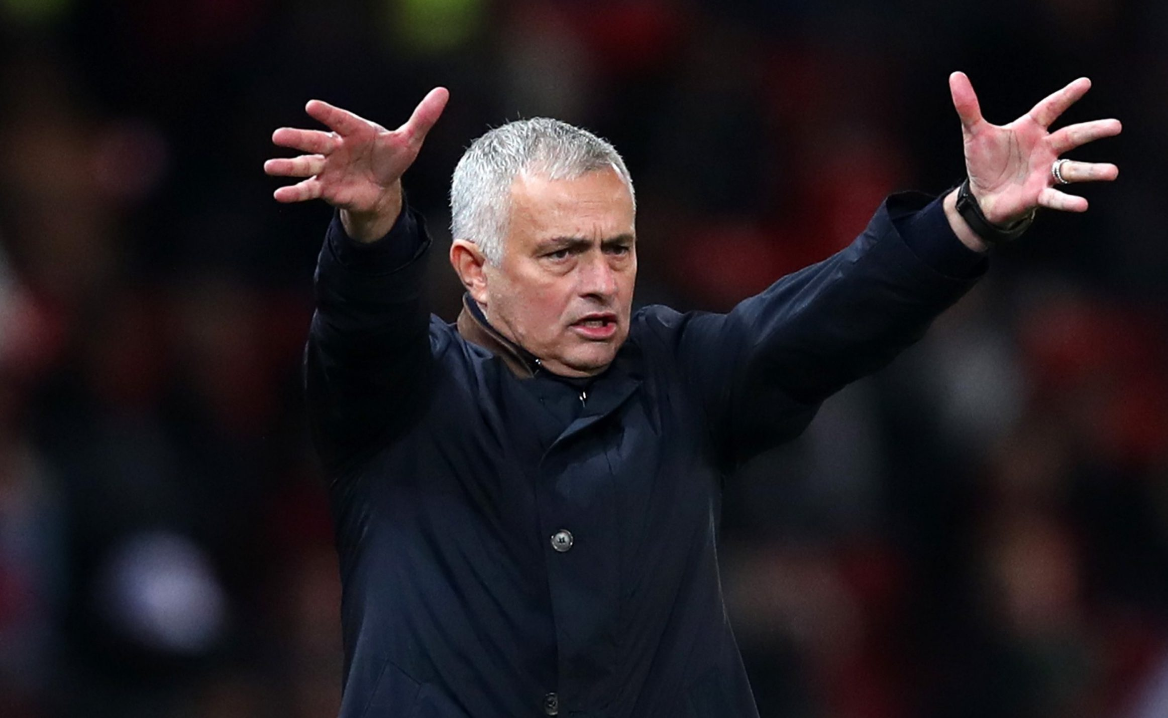 Jose Mourinho defends his reaction to Marcus Rashford's miss after Manchester United's win over Young Boys