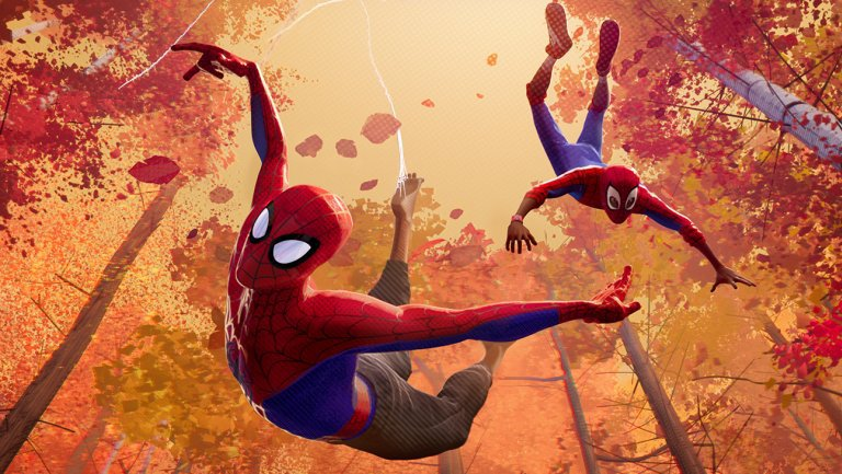 Into The Spiderverse female spin-off in the works Sony Pictures Animation