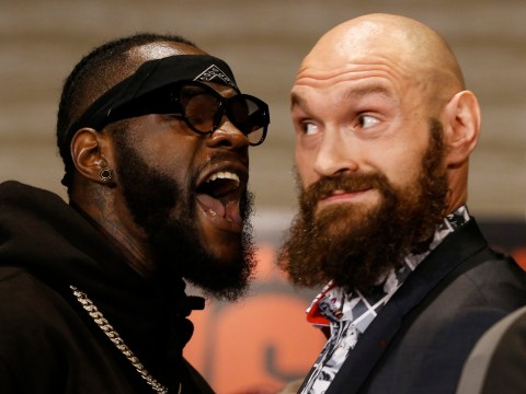 Tyson Fury reveals what happened when Deontay Wilder sparred with Wladimir Klitschko