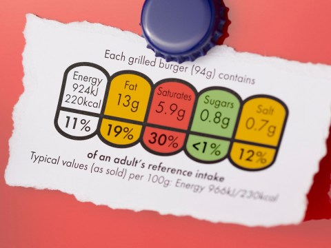 What is 'traffic light' labelling and how can it help you be healthier?