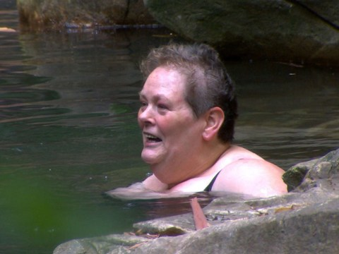 Anne Hegerty breaks our hearts as she thinks of people she might be disappointing