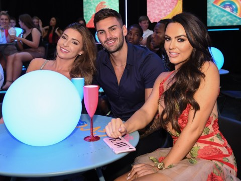 Love Island's Adam Collard accuses Rosie Williams of being 'too scared' to go to Christmas reunion