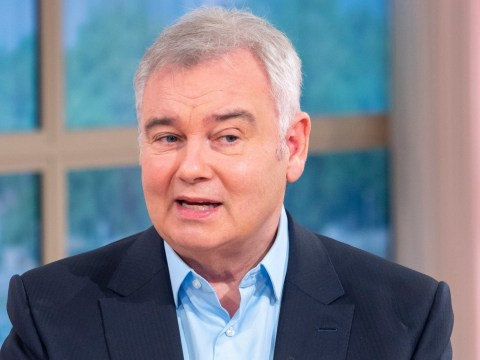 Eamonn Holmes has never been drunk as he reveals phobia of vomiting