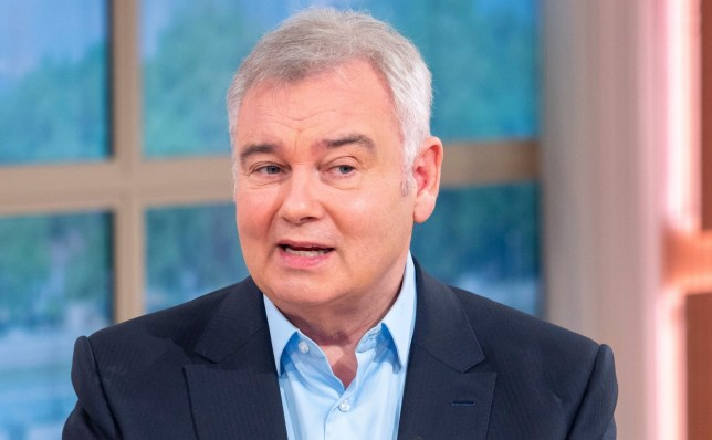 Editorial use only Mandatory Credit: Photo by Ken McKay/ITV/REX/Shutterstock (9888506at) Eamonn Holmes 'This Morning' TV show, London, UK - 21 Sep 2018