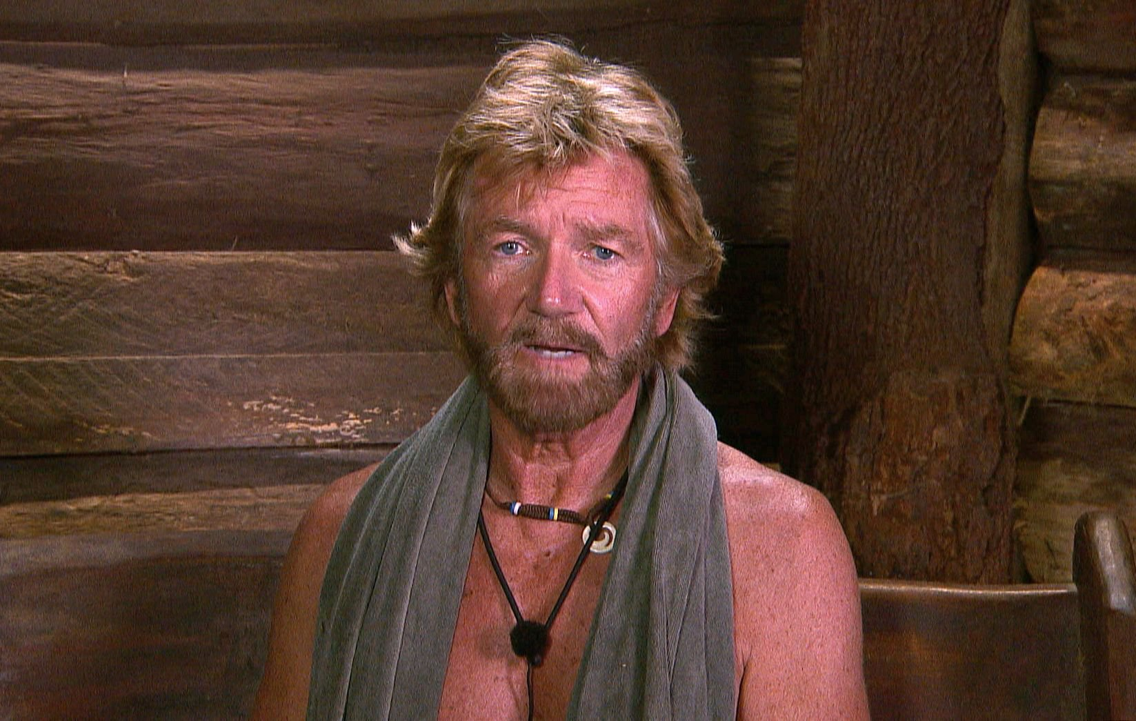 STRICT EMBARGO - NOT TO BE USED BEFORE 22:30 GMT, 30 NOV 2018 - EDITORIAL USE ONLY Mandatory Credit: Photo by ITV/REX/Shutterstock (10004390hs) Noel Has Lost The Pot - Noel Edmonds 'I'm a Celebrity... Get Me Out of Here!' TV Show, Series 18, Australia - 30 Nov 2018