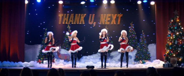 METROGRAB: Ariana Grande - thank u, next