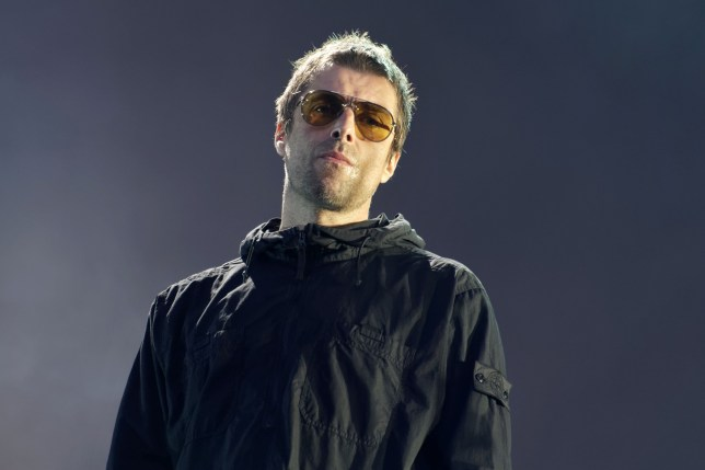 Mandatory Credit: Photo by EDMOND SADAKA EDMOND/SIPA/REX/Shutterstock (9808491am) Liam Gallagher Rock-en-Seine Festival, Day 2, Saint-Cloud, France - 25 Aug 2018