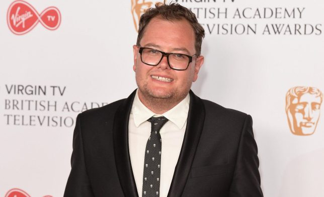 Alan Carr returns to Channel 4 with brand new Christmas chat show two years after Chatty Man axe
