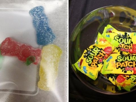 Parents hospitalised after traces of meth found in Halloween sweets
