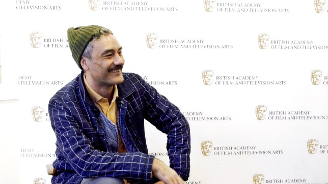 Taika Waititi at BAFTA