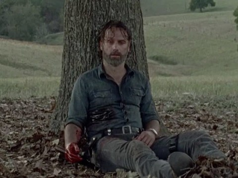 The Walking Dead hallucination scene confirmed comic book romance and everyone missed it