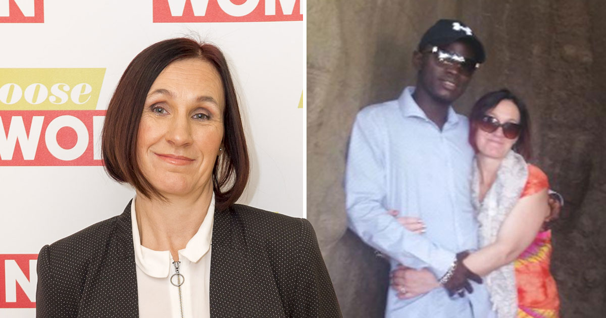Mum who left nine kids and husband to marry Gambian lover is converting to Islam