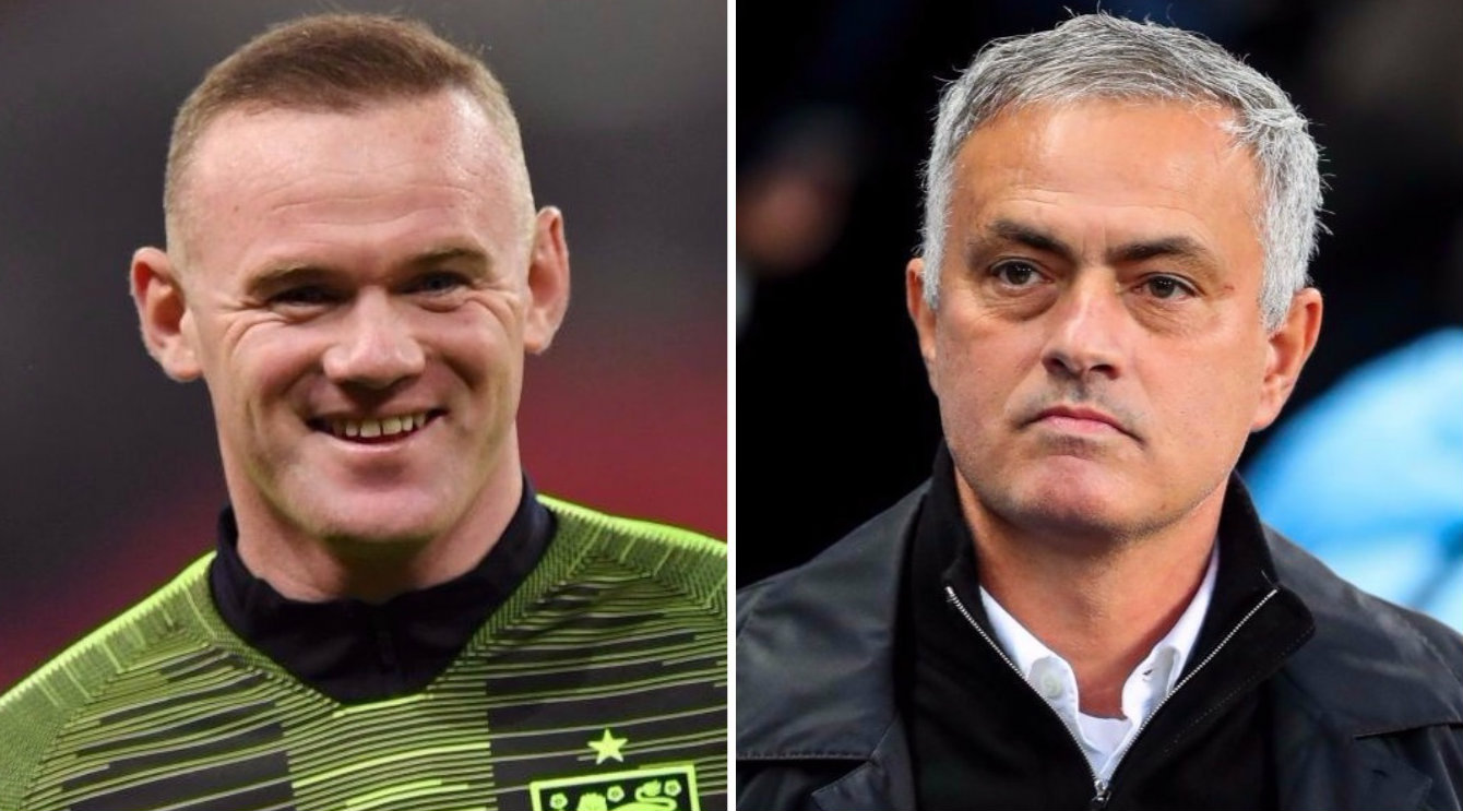 Wayne Rooney names four Manchester United players who must step up for Jose Mourinho