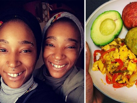 Vegan twins open plant-based Caribbean cafe