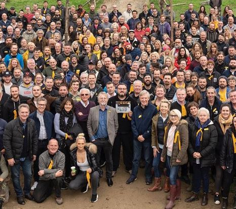 Vikings fans are freaking out after spotting the heroes missing from photo of 'final' season: 'Where's Katheryn Winnick?'