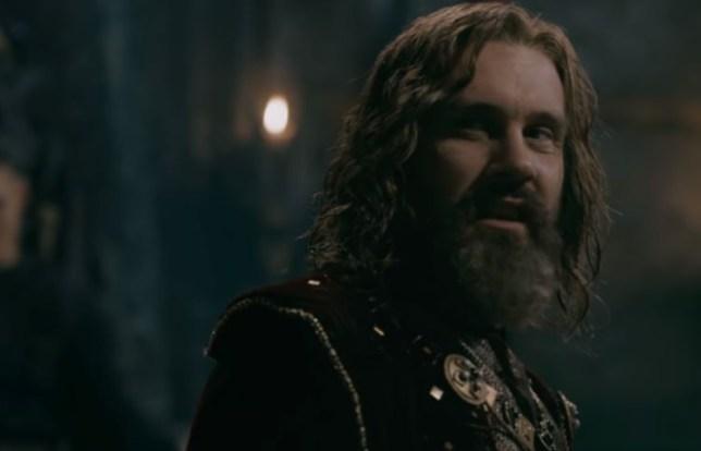 Rollo return Vikings