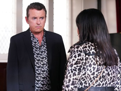 EastEnders spoilers: Kat and Alfie Moon for special podcast episode