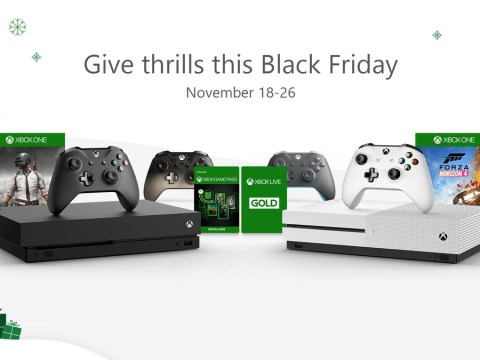 Early Xbox Black Friday deals offer up to 70% off games