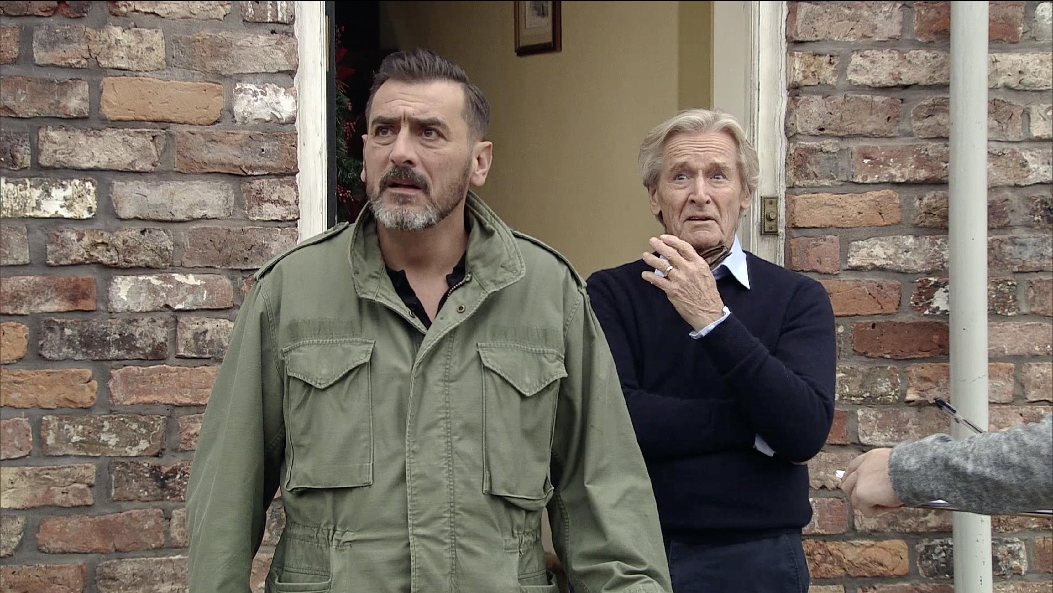 Peter Barlow (Chris Gascoyne) is set for a huge health danger