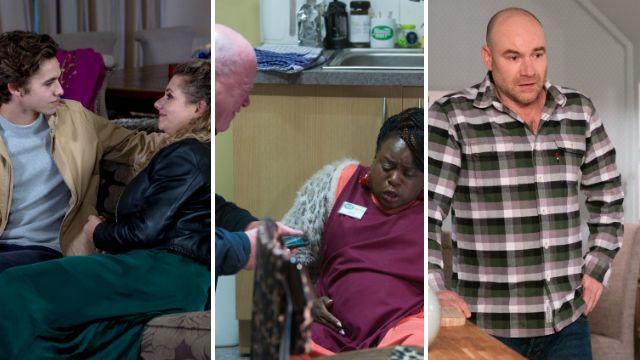 10 Christmas soap spoilers: Coronation Street confession, EastEnders bombshell, Emmerdale wedding, Hollyoaks disaster