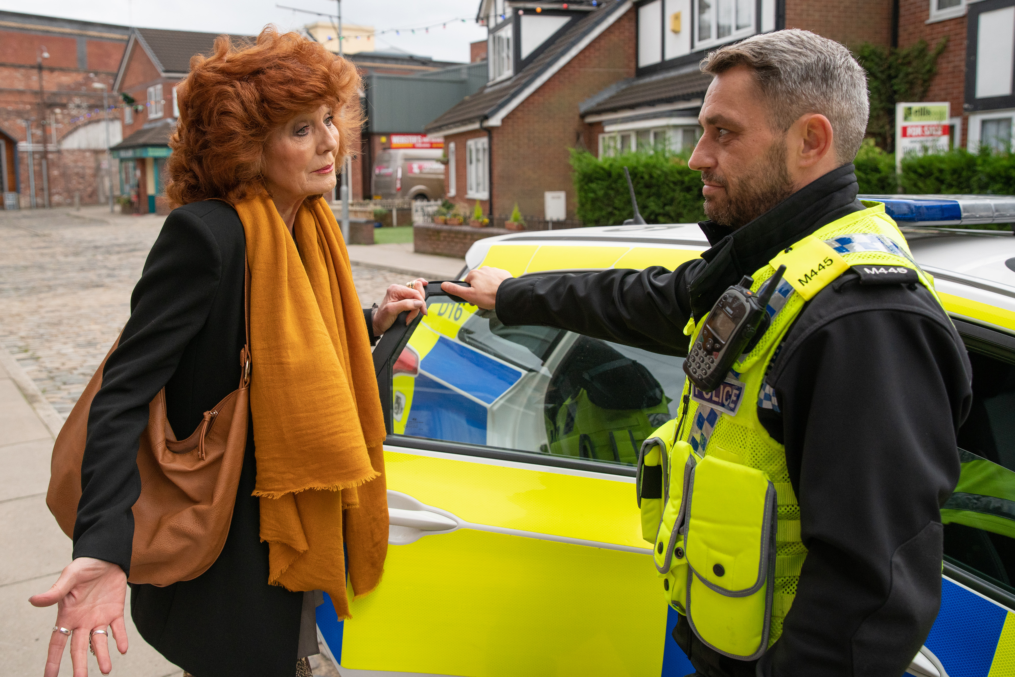Coronation Street spoilers: Police close in on Claudia Colby for money theft but will the real culprit be revealed?