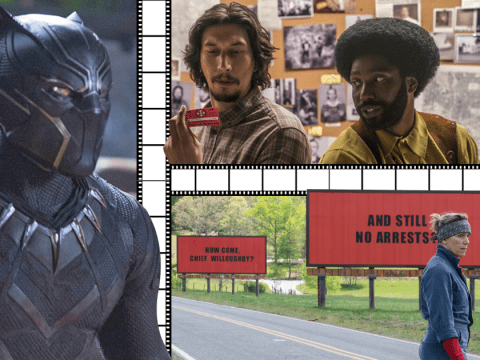 From Black Panther to Freddie Mercury, here's Metro.co.uk's top 10 films of 2019