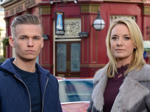 Who gets shot in EastEnders and do they die?