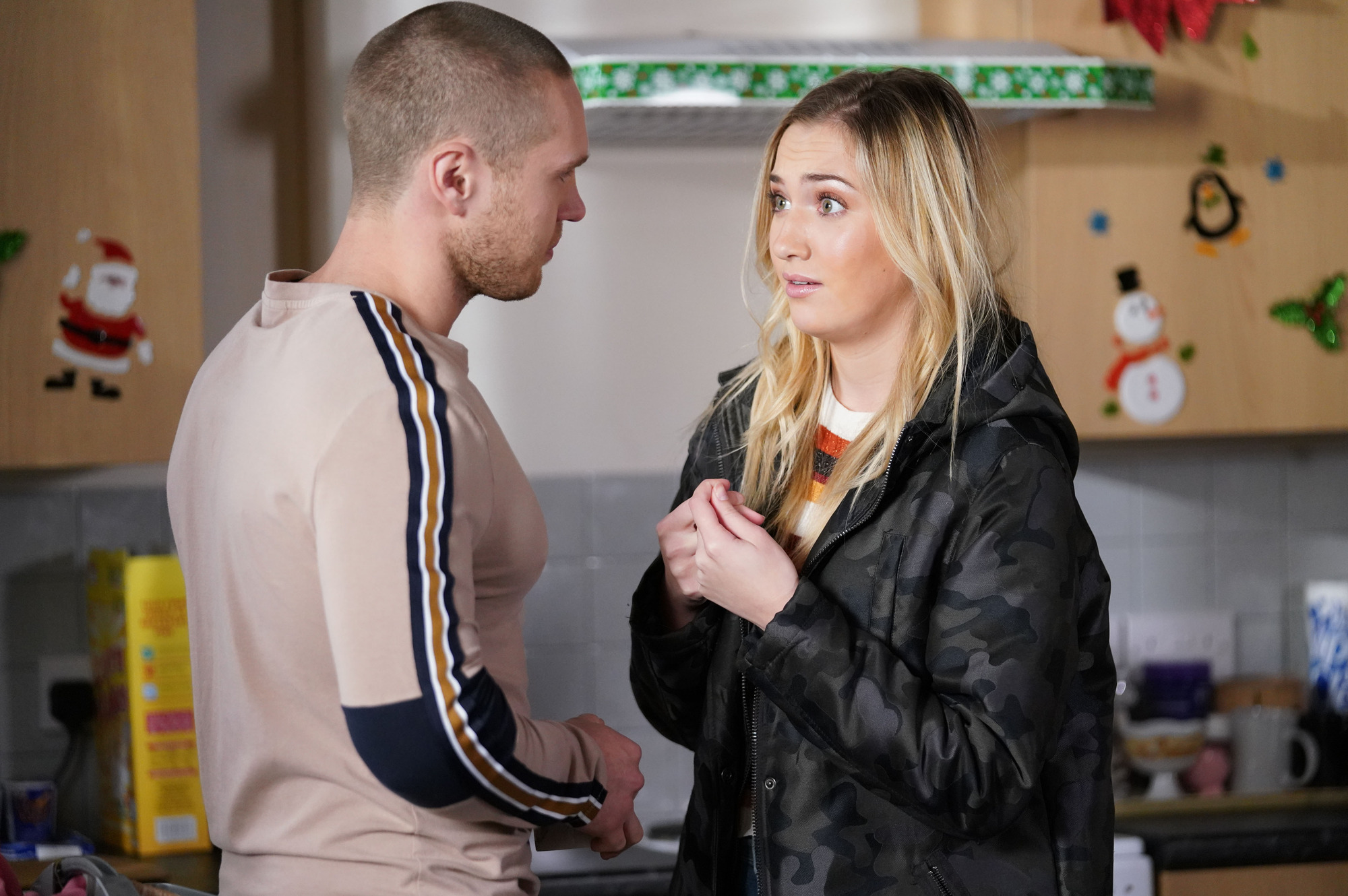 EastEnders spoilers: Shock twist as Keanu Taylor finds passion with Louise and Sharon Mitchell