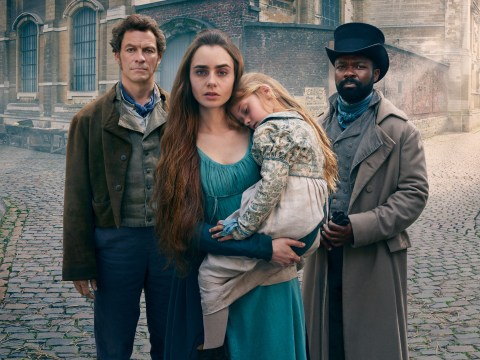 Les Miserables start date, cast, trailer and filming locations