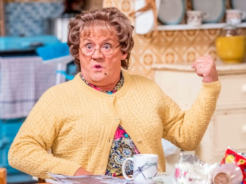 Mrs Brown's Boys loses out to Michael McIntyre in Christmas Day ratings battle