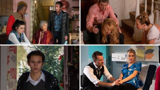 20 soap spoilers: Coronation Street cheat exposed, EastEnders attack, Emmerdale heartbreak and Hollyoaks baby trauma