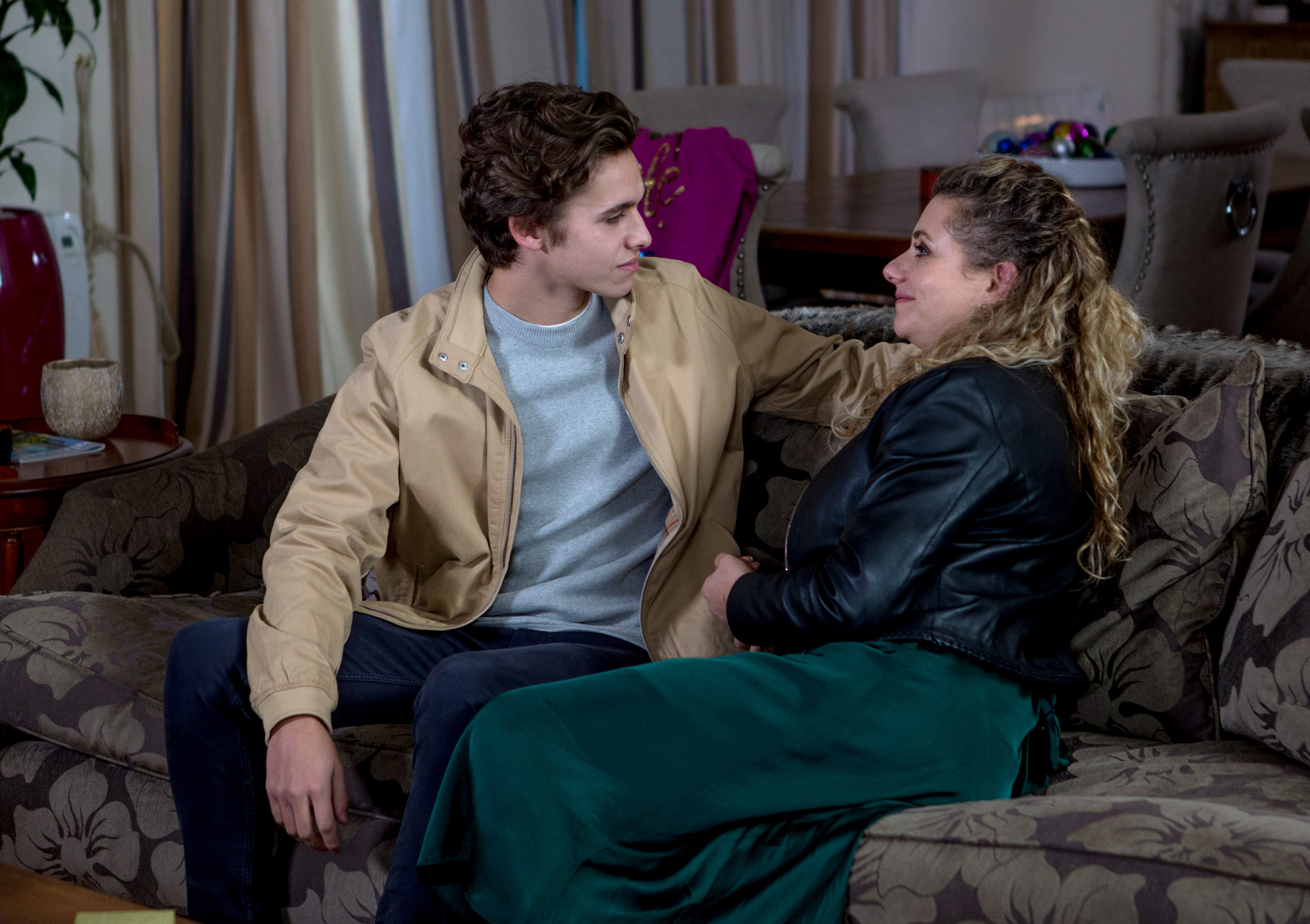 Emmerdale spoilers: Maya Stepney convinces Jacob Gallagher to use Liv Flaherty as a cover for their illegal affair