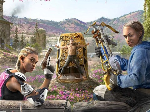 Games Inbox: Biggest video game of spring 2019, Nintendo Indie Direct, and Borderlands 2 VR love
