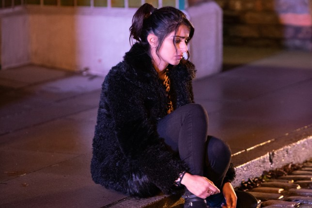 Bhavna Limbachia as Rana Habeeb in Coronation Street