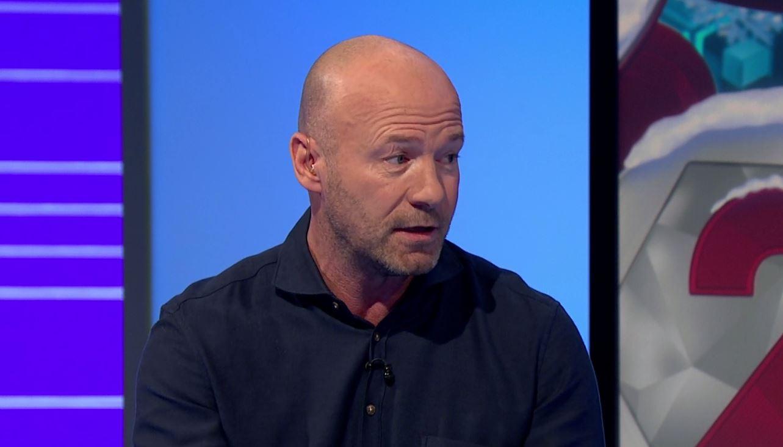 Alan Shearer slams Romelu Lukaku for being 'bullied' by Virgil van Dijk in Manchester United's defeat to Liverpool