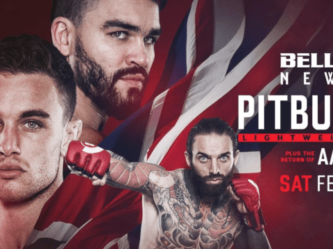 Two-weight BAMMA champion Terry Brazier added to Bellator Newcastle card