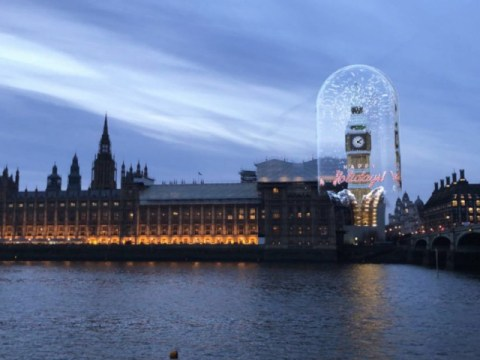 Snapchat turns its lens on Big Ben for a Christmas special feature