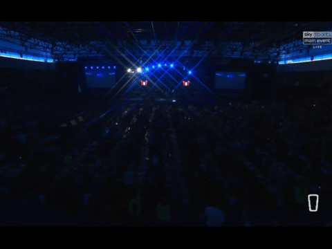 Alexandra Palace blackout sees players leave the stage during PDC World Championship first round