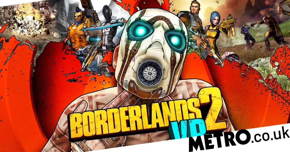 Game review: Borderlands 2 VR works better than you'd think