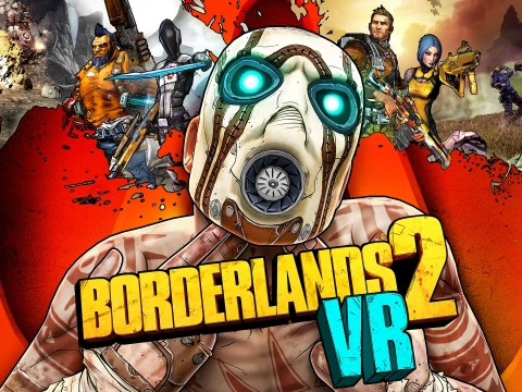 Borderlands 2 VR review – cel-shaded reality