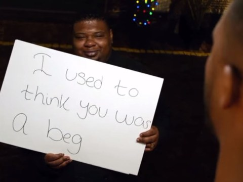 Love Actually gets the Big Narstie treatment for Christmas special with message to Mo the Comedian