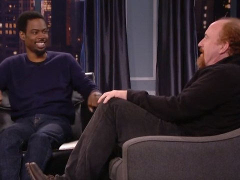 Chris Rock, Louis CK and Ricky Gervais called out for using n-word in uncomfortable unearthed clip