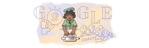 Meet Connie Mark, the tireless activist honoured by today's Google Doodle