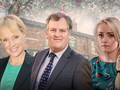 When is Coronation Street on over the Christmas and New Year period?