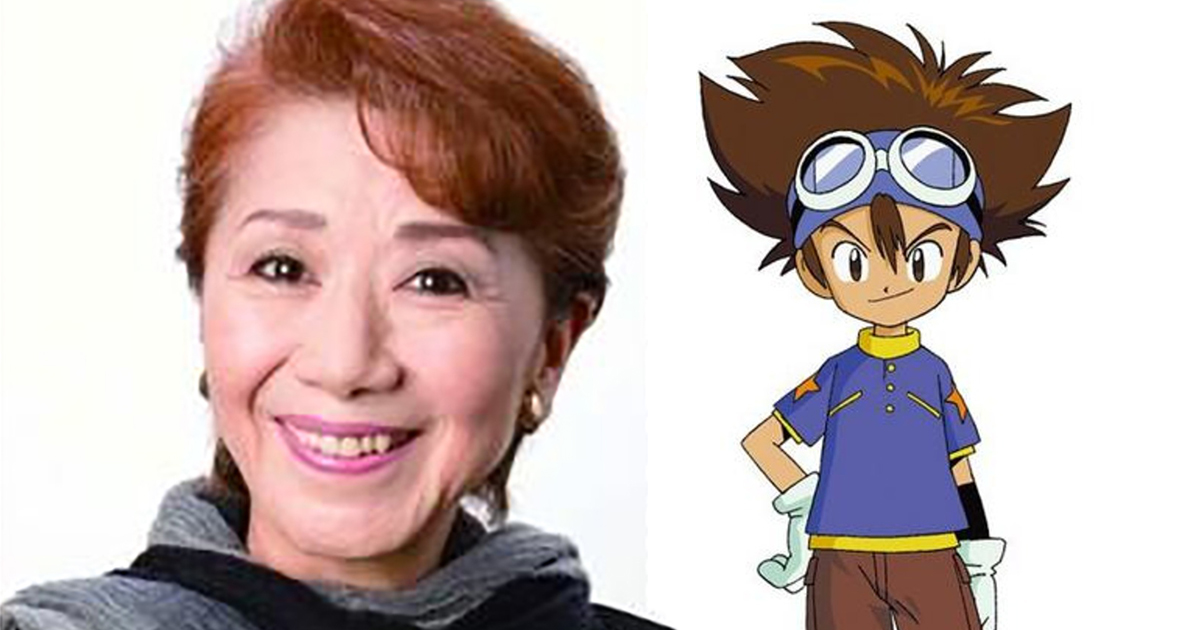 Picture: Wiki Digimon voice actress dies aged 68