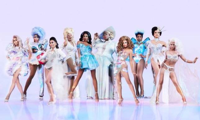 Drag Race All Stars 4 cast